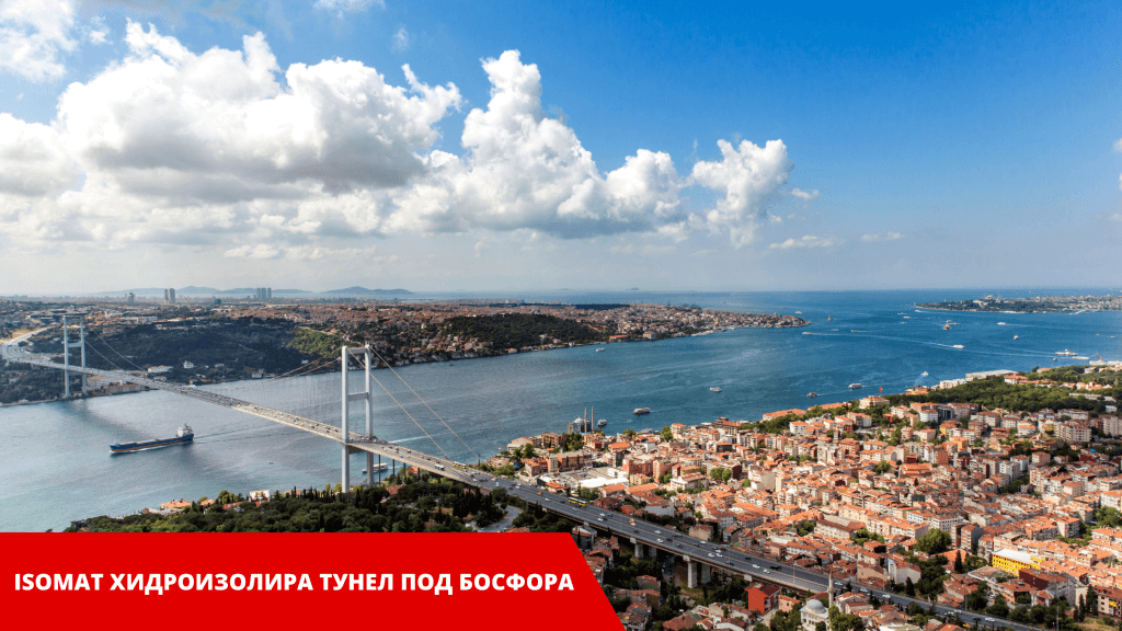 Isomat_the Bosphorus